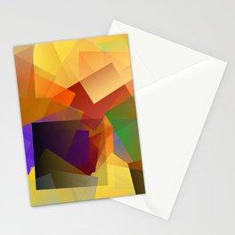 The dark dot Stationery Cards
