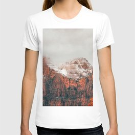 The Red Mountains T-shirt