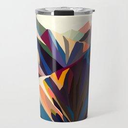 Mountains original Travel Mug