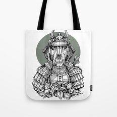 The Samurai Tote Bag
