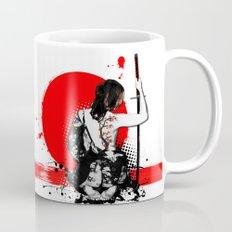 Trash Polka - Female Samurai Mug