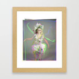 Recyclable Fasion Framed Art Print