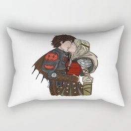 Hiccstrid Kiss Rectangular Pillow