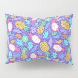 Summer Fruit Pillow Sham