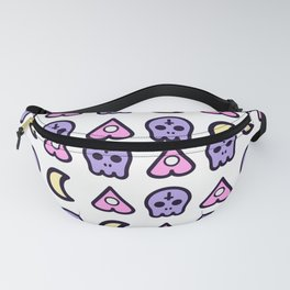 PASTEL GOTH Fanny Pack