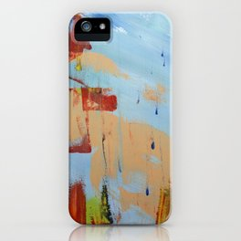 Another Level Of Spectrum iPhone Case