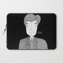 Bela Lugosi Laptop Sleeve