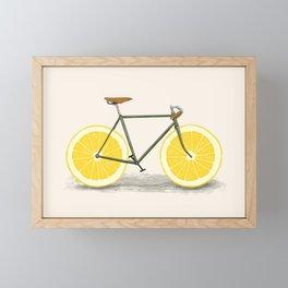 Zest Framed Mini Art Print
