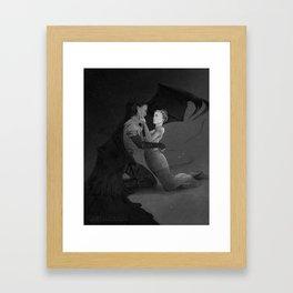 Nessian Framed Art Print