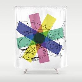 Haie Shower Curtain