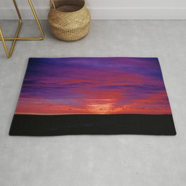 Magnificent Sunset Rug