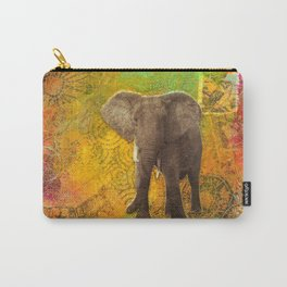 The Elephant in my Dream Carry-All Pouch
