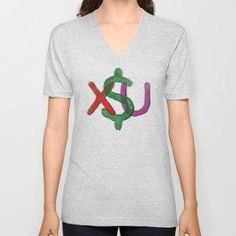 excess you Unisex V-Neck