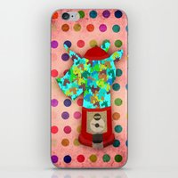 gumball iPhone & iPod Skins featuring Gumball Unicorns by That's So Unicorny