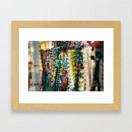 Colory Framed Art Print