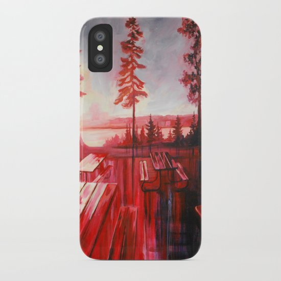 Night After Night  iPhone Case