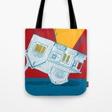 UPSIDEHOUSE Tote Bag