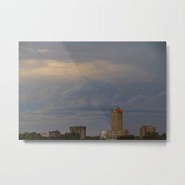 Alico Clouds Metal Print