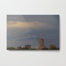 Alico Clouds Metal Print