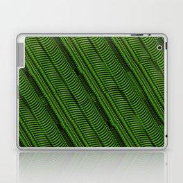 Lime Line Laptop & iPad Skin