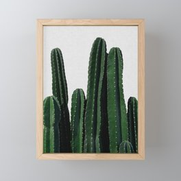 Cactus I Framed Mini Art Print