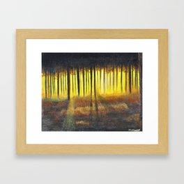 Belyse [Illuminate] Framed Art Print