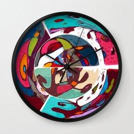PF (Prato Feito) Wall Clock
