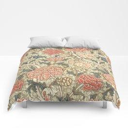 """William Morris """"Cray"""" 1. Comforters"""