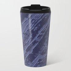 marble effect Metal Travel Mug