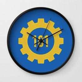 Vaut 101 Wall Clock