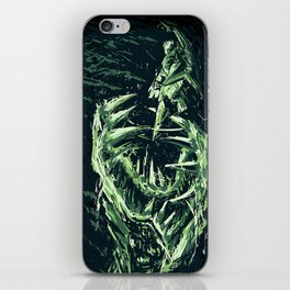 Metroid Metal: M2Q- End of the Line iPhone Skin