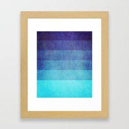 Coherence 4 Framed Art Print