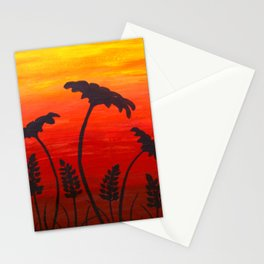 Texas Sunset Stationery Cards