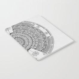 Mandala #2 Notebook