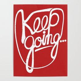 KEEP GO/NG Poster