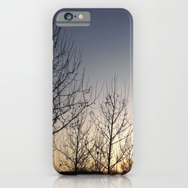 City Forest iPhone Case
