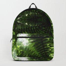 Tree Tops Symmetry Backpack