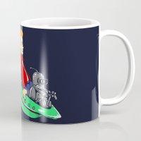 Bender and Fry Mug