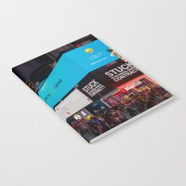 Iconic Time Square Notebook