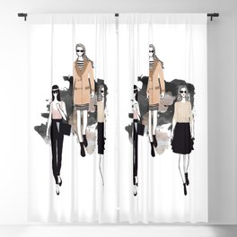 Fashionary 4 Blackout Curtain