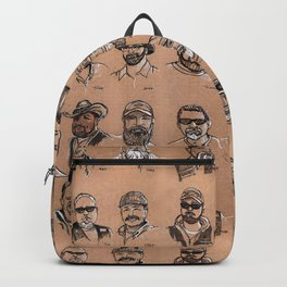 No-Shave November Backpack