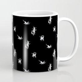 Witch's Cat (black) Coffee Mug