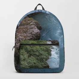 Alaska River Canyon - I Backpack