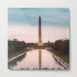 Washington DC View 3 Metal Print
