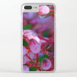 aprilshowers-262 Clear iPhone Case