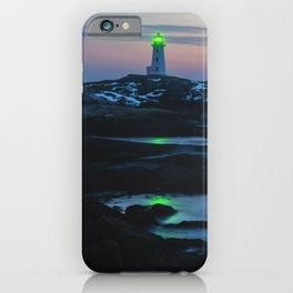 Blustery Twilight iPhone Case