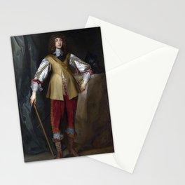 Anthony van Dyck - Prince Rupert, Count Palatine Stationery Cards
