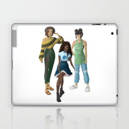 girl gaang Laptop & iPad Skin