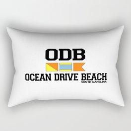 Ocean Drive Beach - South Carolina. Rectangular Pillow
