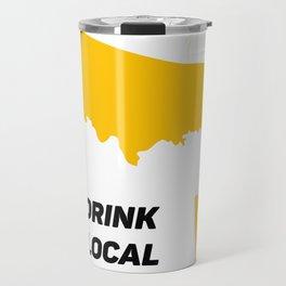 Washington D.C Beer Drinking Team Drink Local Travel Mug